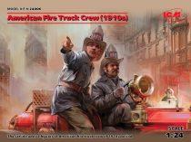 ICM American Fire Truck Crew 1910s