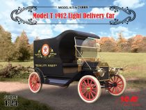 ICM Model T 1912 Light Delivery Car makett