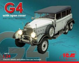 ICM Typ G4 with open cover
