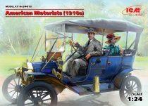 ICM American Motorists (1910s) 2 figures