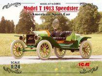 ICM Model T 1913 Speedster makett