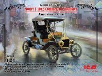 ICM Model T 1912 Commercial Roadster makett
