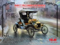ICM Model T 1912 Commercial Roadster makett