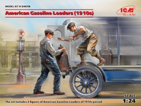 ICM American Gasoline Loaders (1910)