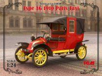 ICM Type AG 1910 Paris Taxi makett