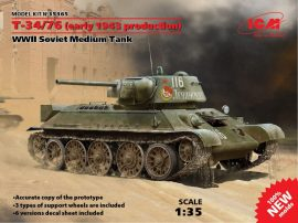 ICM Т-34/76 (early 1943 production)