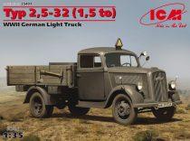 ICM Typ 2,5-32 (1,5 to) German Light Truck makett