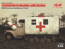 ICM V3000S/SS M Maultier with Shelter