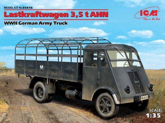 ICM Lastkraftwagen 3,5 t AHN