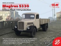 ICM Magirus S330 German Truck (1949 production) makett
