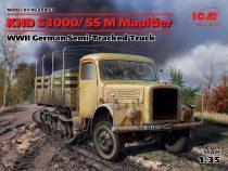ICM KHD S3000/SS M Maultier makett