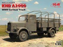 ICM KHD A3000 German Truck makett