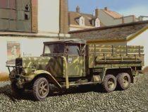 ICM Henschel 33 D1 makett