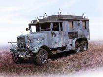 ICM Henschel 33 D1 Kfz.72 makett