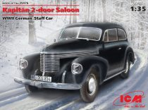 ICM Kapitän 2-door Saloon makett