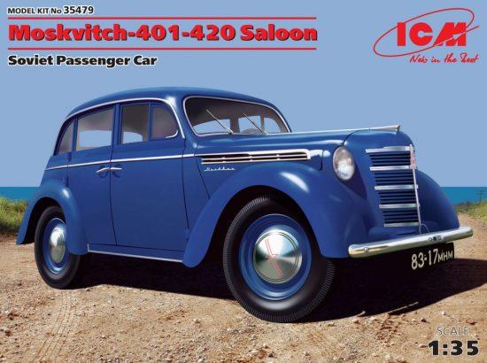 ICM Moskvitch-401-420 Saloon