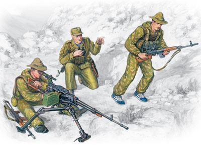 ICM Soviet Special Troops (1979-1988)