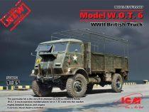 ICM Model W.O.T.6,WWII British Truck makett