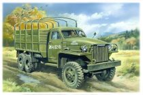 ICM Studebaker US6 makett