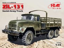 ICM ZiL-131 Soviet Army Truck makett