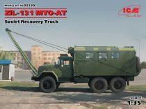 ICM Soviet ZiL-131 MTO-AT makett