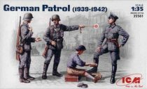 ICM GERMAN (WWII) PATROL (1939-42)