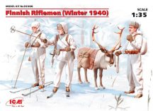 ICM Finnish Riflemen (Winter 1940)