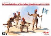 ICM Eritrean battalions of the Italian Сolonial Army (1939-1940)