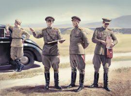 ICM Soviet Staff Personnel (1943-1945)