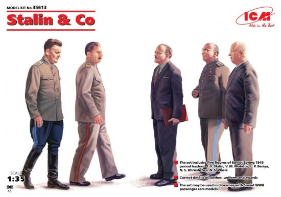 ICM Stalin and Co