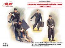 ICM German Armoured Vehicle Crew (1941-1942)