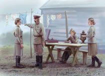 ICM Soviet Military Servicewomen (1939-1942)