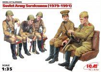 ICM Soviet Army Servicemen