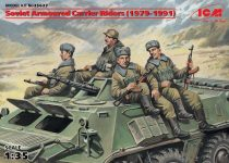 ICM SOVIET ARMORED CARRIER RIDERS (1979-1991)