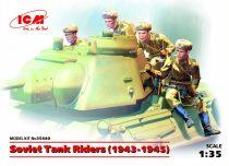 ICM Soviet Tank Riders 1943-1945