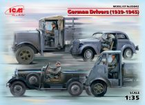 ICM German Drivers 1939-1945 (4 Figures)