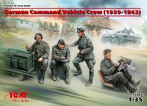 ICM German Command Vehicle Crew 1939-1942