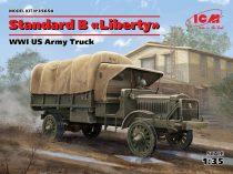 """ICM Standard B """"Liberty"""",WWII US Army Truck makett"""