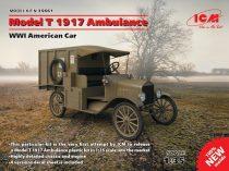 ICM Model T 1917 Ambulance makett