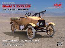 ICM Model T 1917 LCP WWI Australian Army Car makett