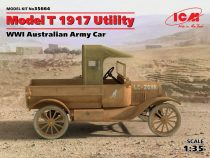ICM Model T 1917 Utility WWI Australian Army Car makett