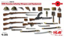 ICM Russian Infantry Weapon and Equipment