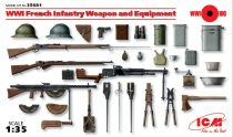ICM French Infantry Weapons & Equipment