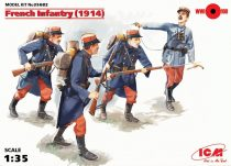 ICM French Infantry 1914