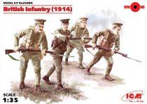 ICM BRITISH INFANTRY (1914)