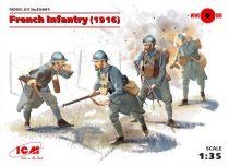 ICM French Infantry (1916)