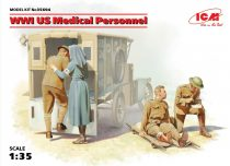 ICM WWI U.S. Medical Personnel