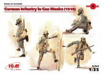 ICM German Infantry in Gas Masks 1918
