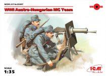 ICM WWI Austro-Hungarian MG Team