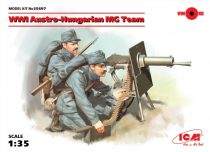 ICM WWI Austro-Hungarian MG Team